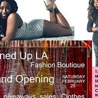 Turned Up La Fashion Boutique & More