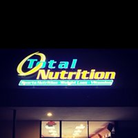 Total Nutrition Westchase Supplements