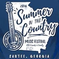The Summer In The Country Music Festival