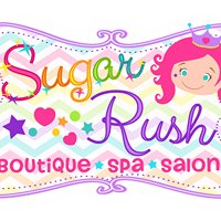 Sugar Rush Kids Spa & Party Boutique