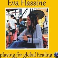 Eva Hassine sound healing, natural medicine