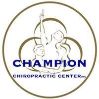 Champion Chiropractic Center, Inc.