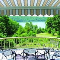 Durasol Awnings at Tropic Aire Patio Gallery