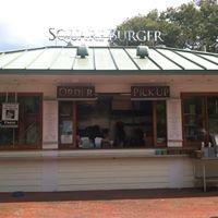 Square Burger At Franklin Square Park