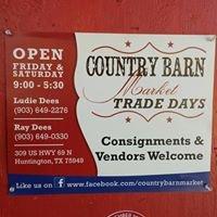 Country Barn Market