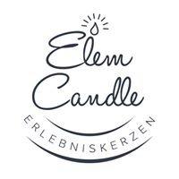 Erlebniskerzen - Elem Candle
