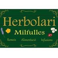 Herbolari Milfulles