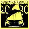 Generation renault 20 et 30