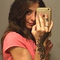 Henna Middle East Leaf