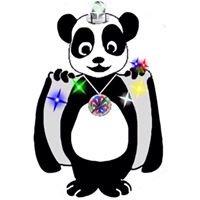 Flashing Panda