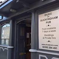 The Duke of Buckingham pub
