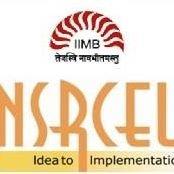N S Raghavan Centre for Entrepreneurial Learning, IIM Bangalore