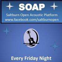 SOAP (Saltburn Open Acoustic Platform)
