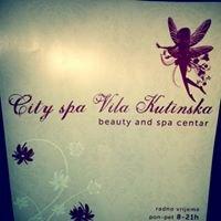 City SPA Vila Kutinska