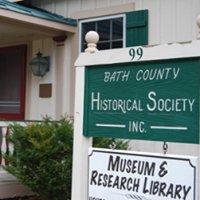 Bath County Historical Society