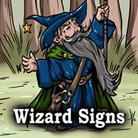 Wizard Signs