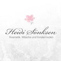 Wäsche und Kosmetik Heidi Sönksen