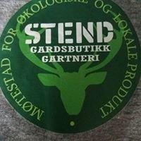 Stend Gardsbutikk og Gartneri