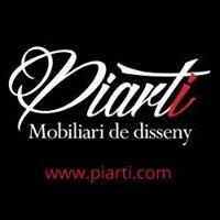 Piarti, Mobiliario de diseño