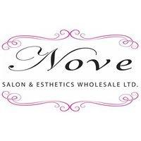 Nove Salon & Esthetics Wholesale Ltd.