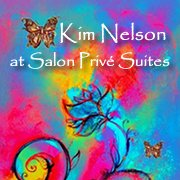 Kim Nelson at Salon Privé