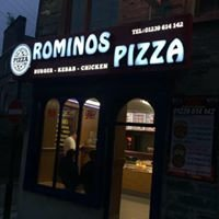 Romino's Pizza and Kebabs
