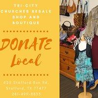 Tri-City Churches Resale Shop