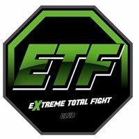 Extreme Total Fight Club Manduria equipe de treinamento