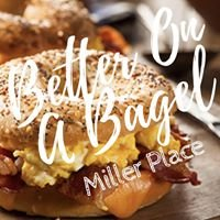 Better On A Bagel -Miller Place
