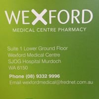 Wexford Medical Centre Pharmacy