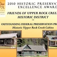Friends of Upper Rock Creek Historic District