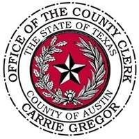 Austin County Clerk's Office