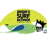 Pepe's SURF School