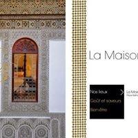 La Maison Bleue Fes Maroc