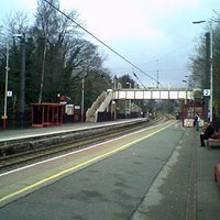 Burley In Wharfedale Rail Station