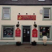 The Central Cafe Whithorn