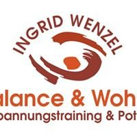 Lebensbalance & Wohlbefinden Ingrid Wenzel