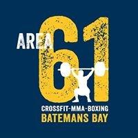 Area 61 CrossFit & MMA Gym