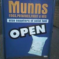 Munns Eggs and Potatoes