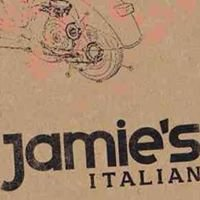 Jamie's Italian, Covent Garden, Westminster, London, UK