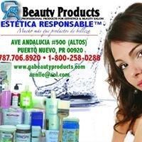 GA Beauty Products