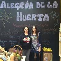 Mercadito natural Alegria de la Huerta