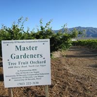 Master Gardeners Tree Fruit Orchard