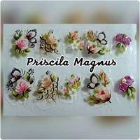 Adesivos Artesanais - Priscila Magnus