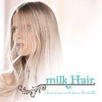 Milk Hair