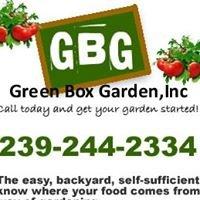 Green Box Garden, Inc