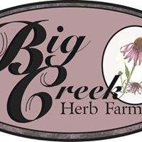 Big Creek Herb Farm