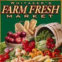 Whitaker Farm Fresh Market