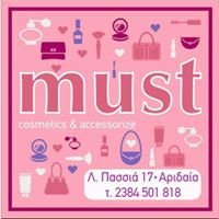 Must cosmetic&accessories