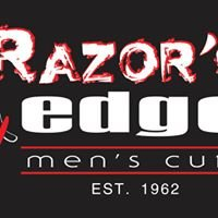 Razors EDGE mens cuts